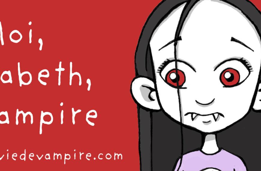Je ne suis pas comme les autres vampires, ni comme les autres tout court